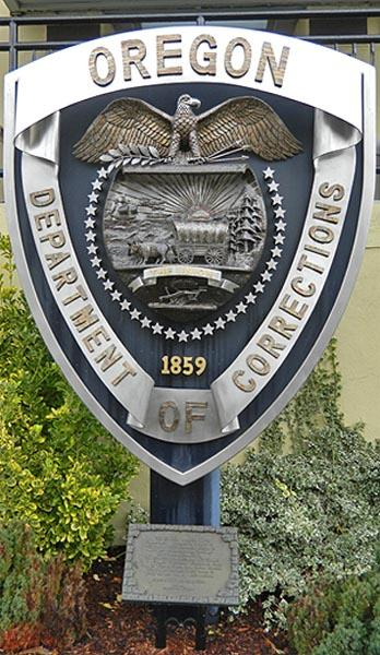 The Oregon Department of Corrections.