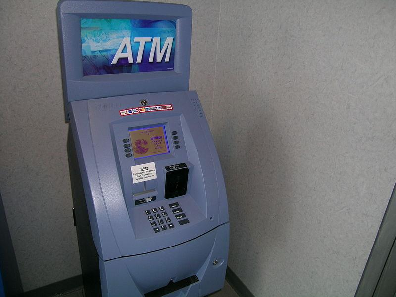 ATM fees drive up welfare costs.