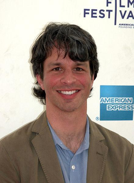 Film maker Marshall Curry at the 2009 Tribeca Film Festival.