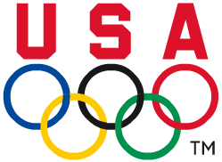 The United States Olympic Committee logo.
