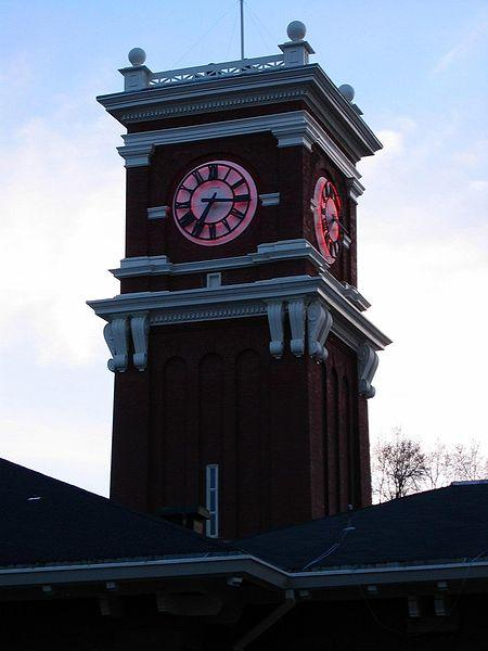 Bryan Tower on the WSU campus.  WSU is hopeful about a better budget outlook.