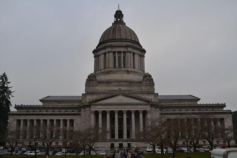 Washington Senate members differ over budget.