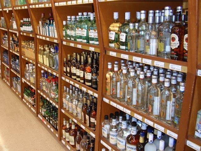 Private liquor sales start Friday in Washington.