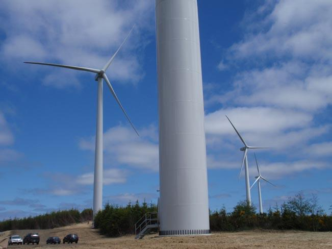 Northwest utilities mostly bought wind power to achieve compliance with green energy requirements.