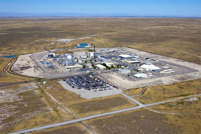 The Materials and Fuels Complex at Idaho National Laboratory.