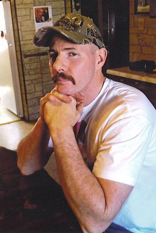 Larry Marek, pictured about a week before he was killed by a cave-in at the Lucky Friday Mine in Mullan, Idaho.