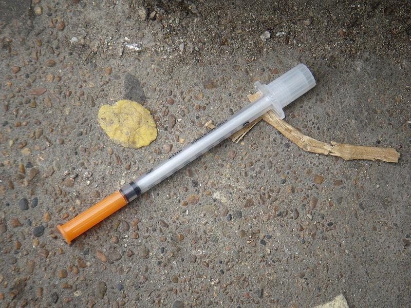 Heroin abuse in Washington is rising.