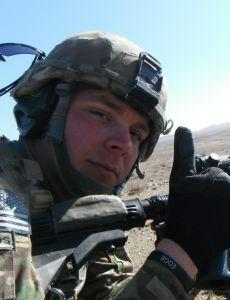 Sgt. Michael Ristau, 25, of Rockford, Illinois is the 19th Washington-based soldier to die in Afghanistan this year.