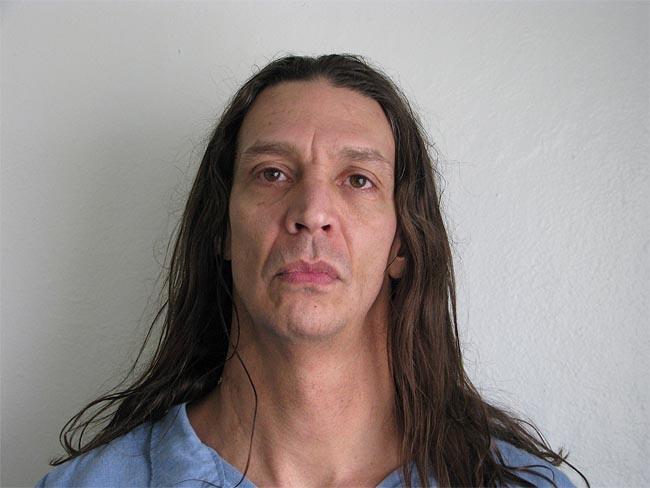 Death row inmate Gary Haugen.