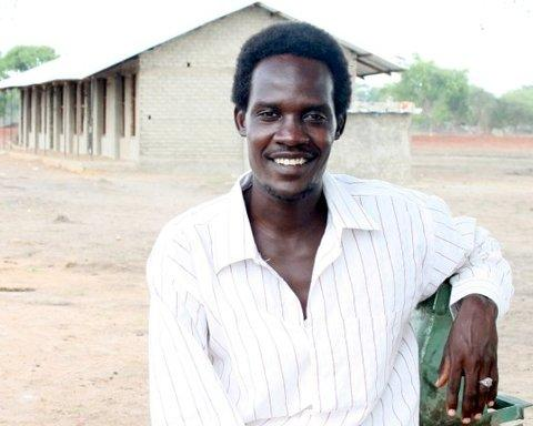 Rudwan Dawod was arrested and imprisoned last month in Sudan.