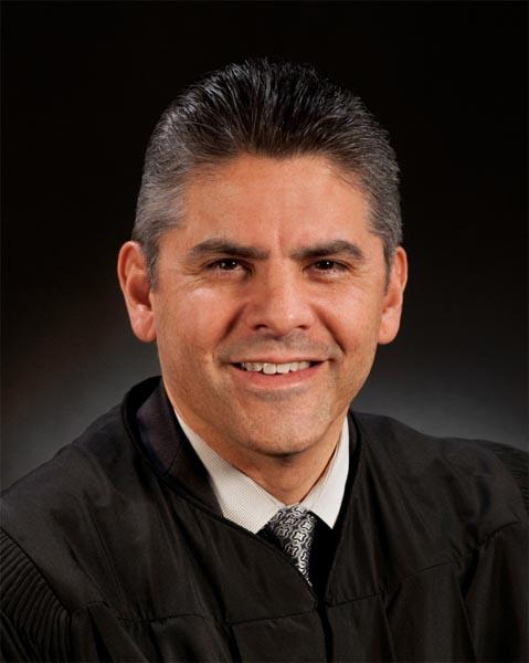 Washington Supreme Court Justice Steve Gonzalez