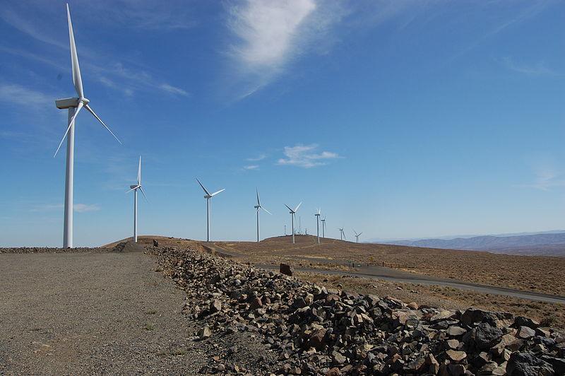 Wind tower manufacturer Katana Summit is closing its plants in Washington and Nebraska.