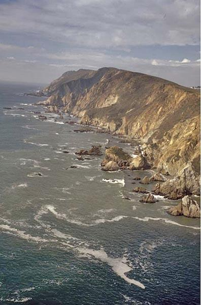 Drake's Bay north of San Francisco has been designated as the possible landing spot of Sir Francis Drake.