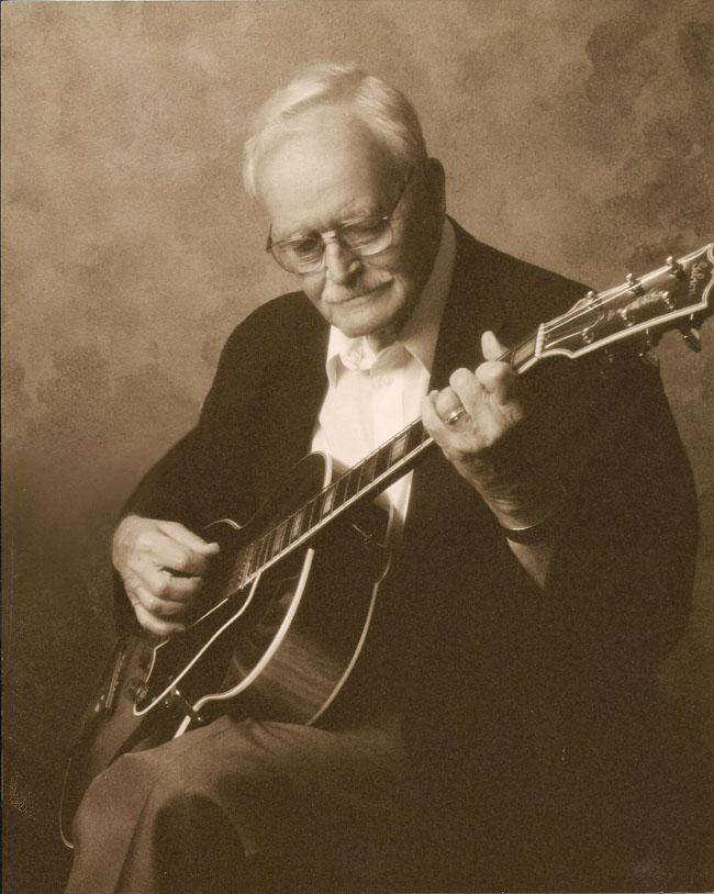 John LaChapelle died at age 91 in March. He was a beloved jazz guitar teacher throughout the Northwest.