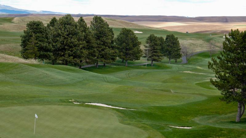 The Palouse Ridge Golf Course