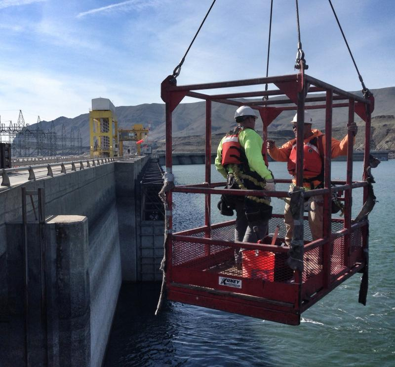 A host of problems caused the massive crack in Wanapum Dam on the Columbia River in central Washington.