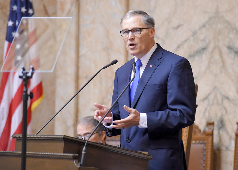 On Tuesday, November 10, 2015 KCTS 9's Enrique Cerna will sit down with Governor Jay Inslee to talk about the pressing issues facing Washington.