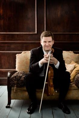 Seattle Chamber Music Society Artistic Director James Ehnes performs multiple times over the course of their Winter Festival, January 22-31.