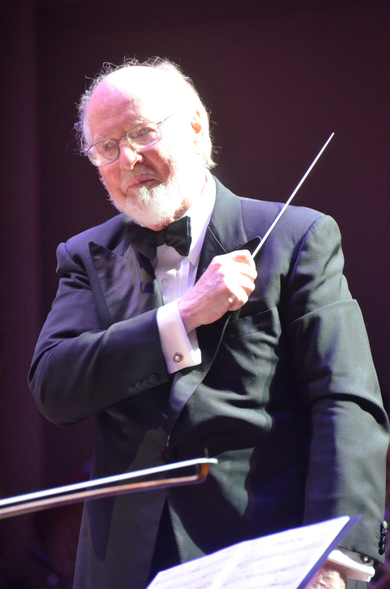 Five-time Academy Award winning composer John Williams is no stranger to the Oscars.