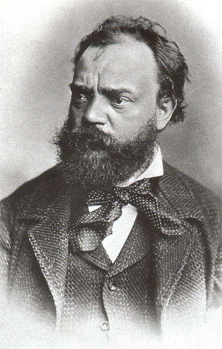 Antonin Dvorak's 8th Symphony (1890) is one of several significant works which premiered on February 2.