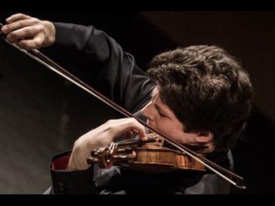 Violinst Augustin Hadelich
