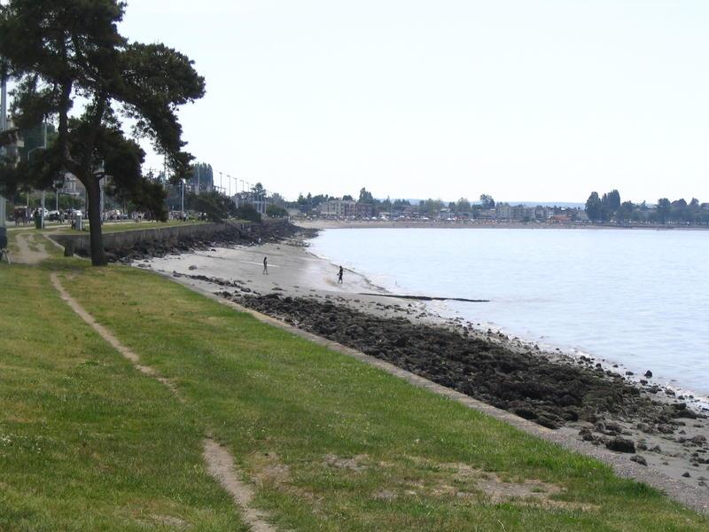 Alki Beach, 2007