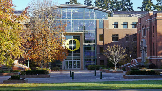 The University of Oregon says it supports all its students regardless of immigration status.