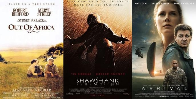Which classical works make an appearance in these films?