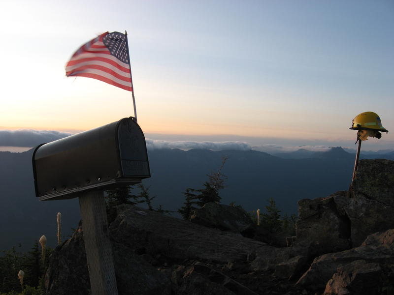 With the hiring freeze, agencies won't be able to keep up with managing trailheads, like the paved road that leads to the nine-mile hike to Mailbox Peak.