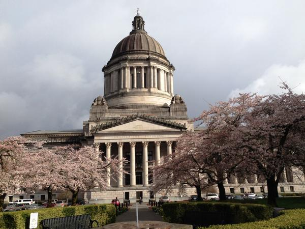 Legislative leaders at the Washington Capitol denied a request for their calendars and emails citing a narrow definition of legislative records that are subject to public disclosure.