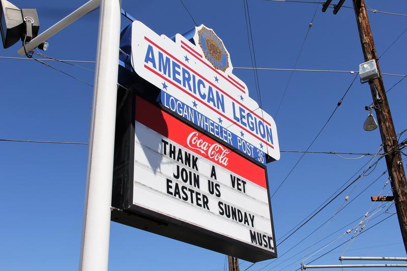 Logan Wheeler American Legion Post 36 in Yakima on North 34th Avenue in Yakima.