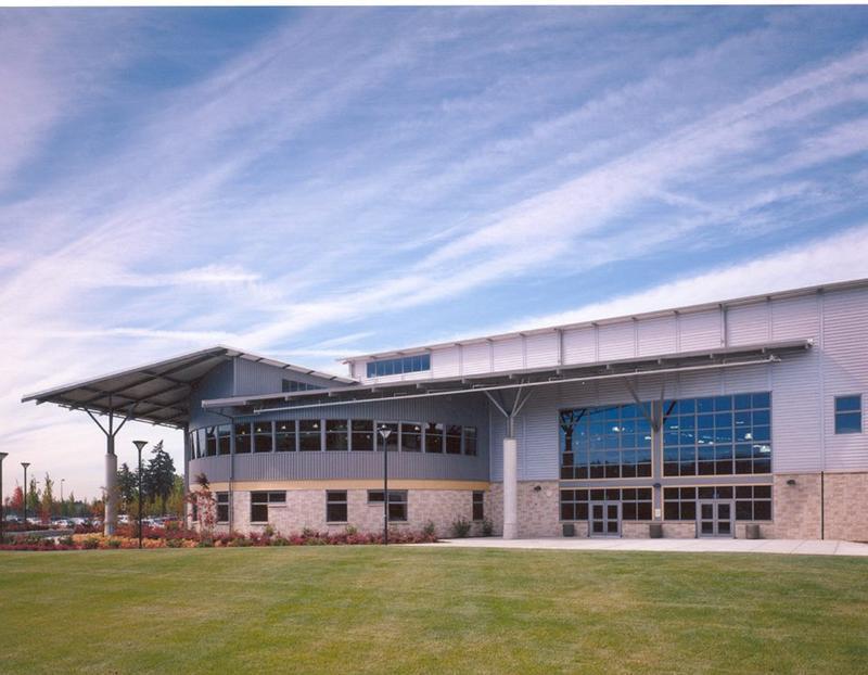 Graham-Kapowsin High School in Graham, Washington