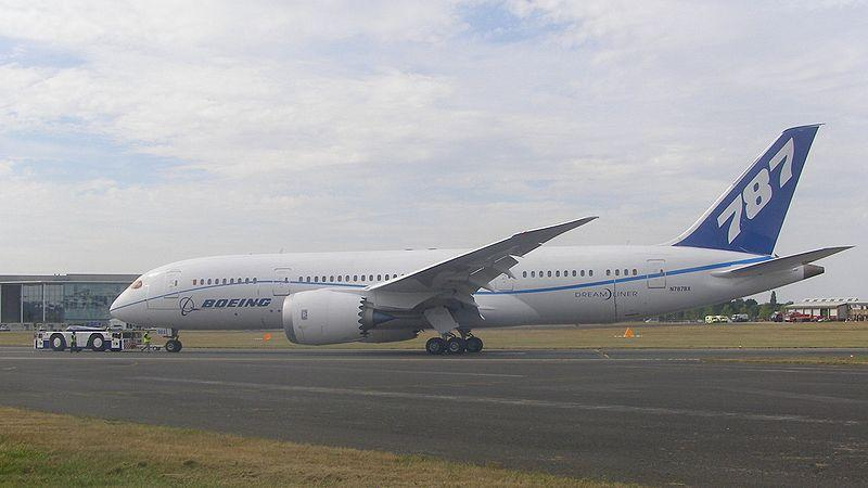Boeing is calling a WTO ruling over the 787 Dreamliner a victory.