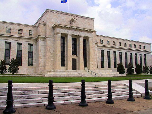 The Federal Reserve Building, Washington D.C.