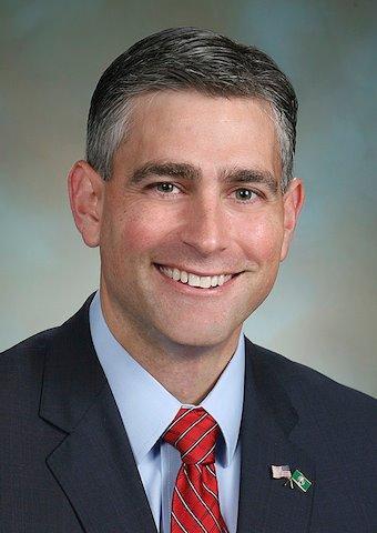 Michael Baumgartner of Spokane will challenge incumbent U.S. Senator Maria Cantwell.