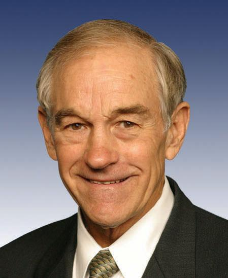 Congressman Ron Paul visited Spokane ahead of Saturday's Republican Caucus.