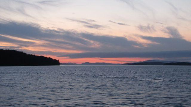 More than 70,000 people visit the San Juan Islands every year.