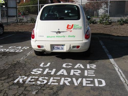 Ride share companies are already prevalent in California and Oregon.