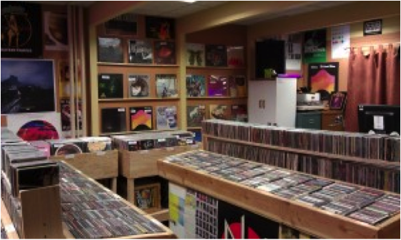 Deadbeat Records in Moscow, Idaho