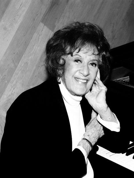 Marian McPartland became a legend throughout her 40 years in jazz.