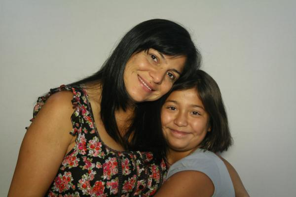 Trinidad Rivera of Yakima with her daughter, Keila Rivera.