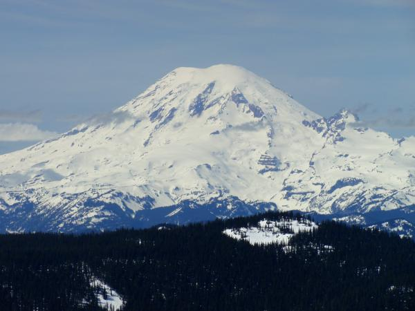 Six climbers are presumed dead after a fall on Mt. Rainier.