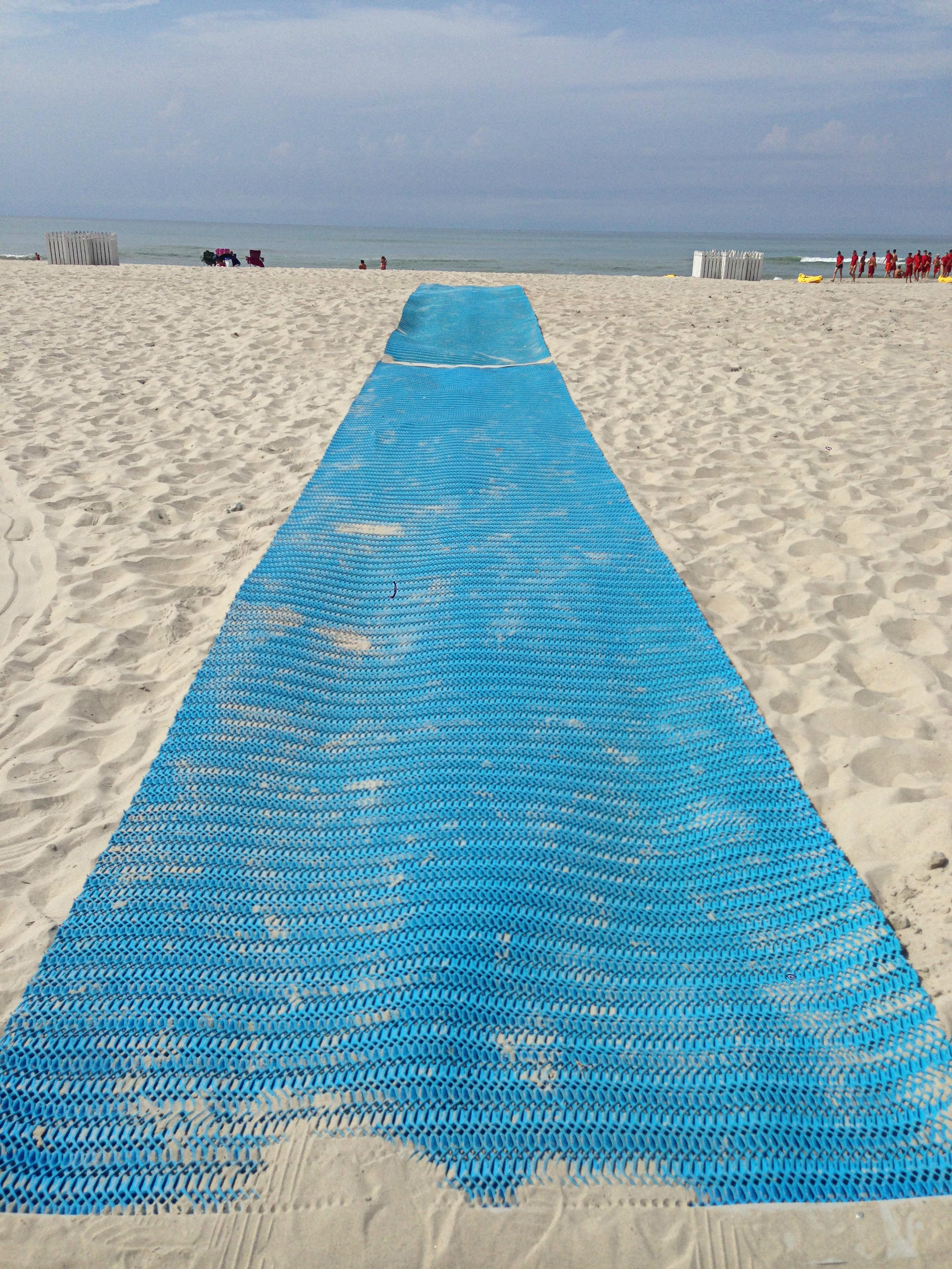 making local beaches safer and more accessible