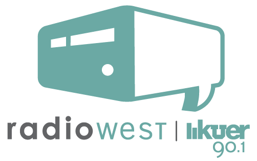 RadioWest logo