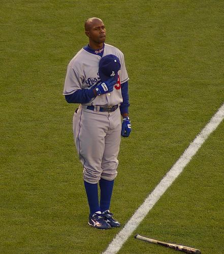 Juan Pierre, LA Dodgers