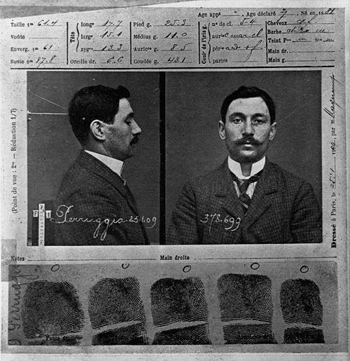 Vincenzo Peruggia: criminal mastermind or misguided idealist?