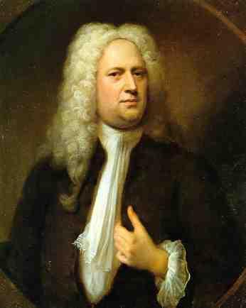 George Frideric Handel, 1685-1759