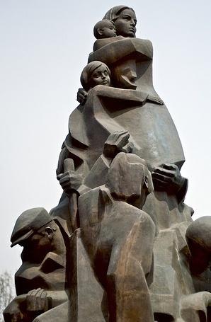 Earthquake Memorial, Gyumri, Armenia