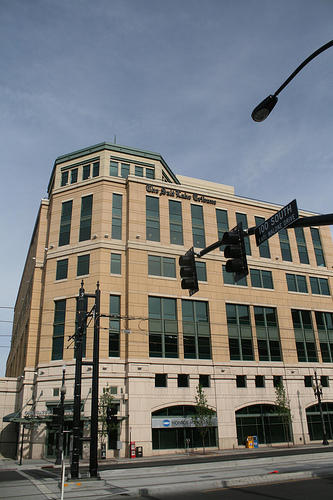 Salt Lake Tribune Building