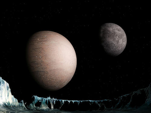 Pluto-Charon System from NixI